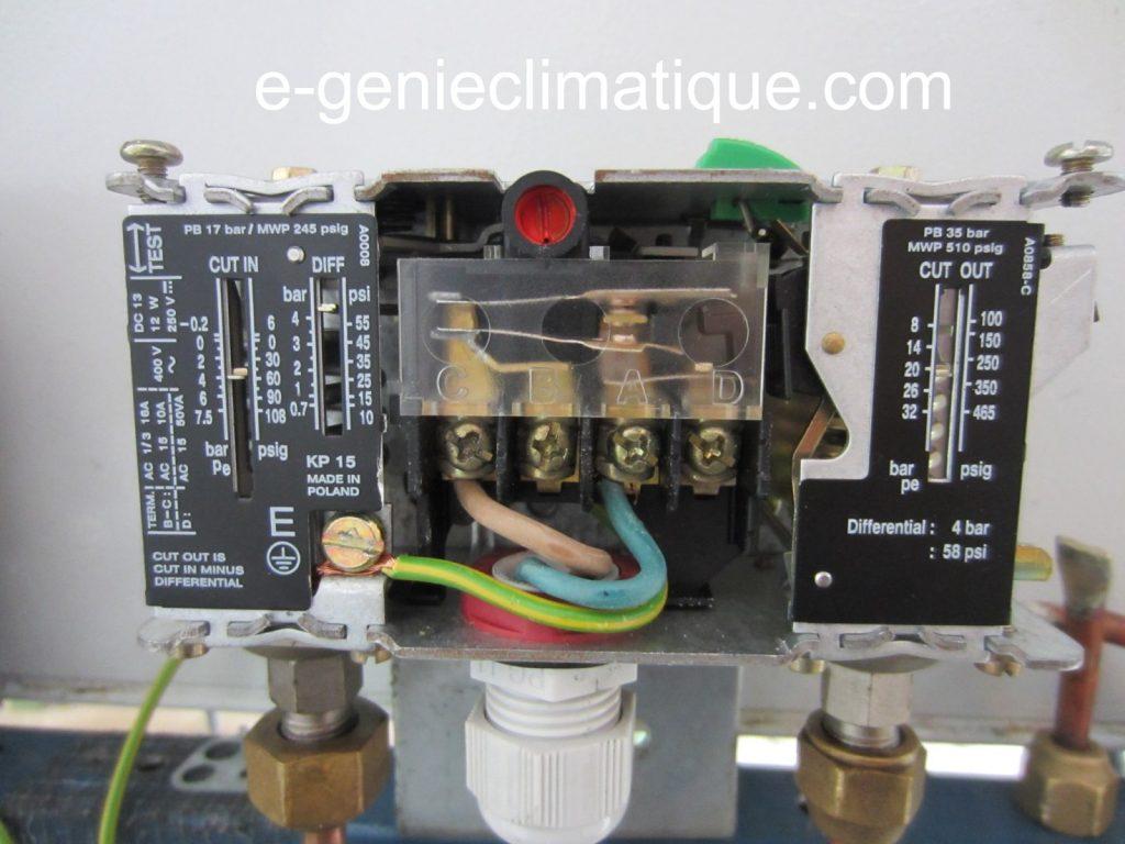 circuit combiné