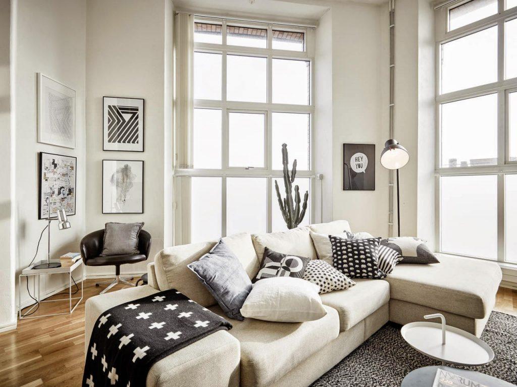 meuble living sur mesure