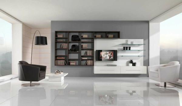 meuble tv blanc ikea