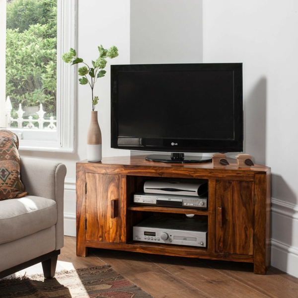 meuble tv ikea angle