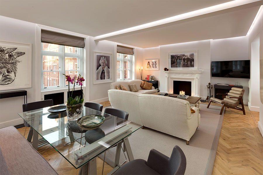 meuble living moderne